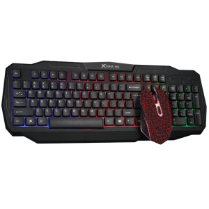 Xtrike Me Gaming Keyboard and Mouse Kit MK-501 - CompuBoutique - Miami Florida