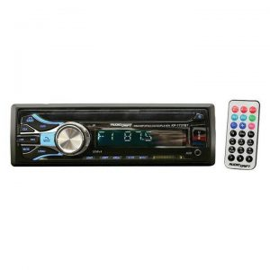 Nippon America KP1737BT Audiodrift Mechless Single Din Am/Fm/Bt/USB/ Remote - CompuBoutique - Miami Florida
