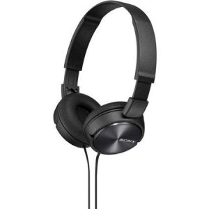 Sony Headband Stereo Fold Headset With Microphone In Colors Green, Black And White ZX310AP - CompuBoutique - Miami Florida
