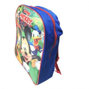 Disney Jr. Mickey Mouse Backpack 15 inch A17145 - CompuBoutique - Miami Florida