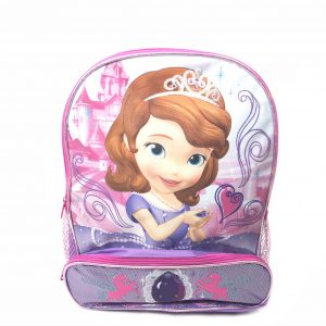 Disney Jr Sofia the First Backpack 16 inch 18903 - CompuBoutique - Miami Florida