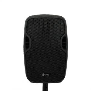 ONE 8 in. Party Speaker with Remote Control USB/Micro SD EV-901 - CompuBoutique - Miami Florida
