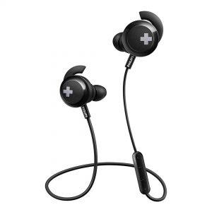 Philips BASS+ Wireless Bluetooth Headphones In Black SHB4305BK - CompuBoutique - Miami Florida