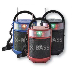 SuperSonic Portable Bluetooth FM Radio with USB/SD And Flashlight SC-1083BT - CompuBoutique - Miami Florida