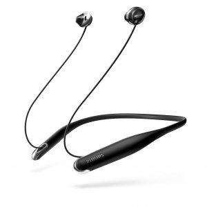 Philips Flite Hyperlite Wireless Bluetooth Earbuds in Color Black SHB4205BK - CompuBoutique - Miami Florida