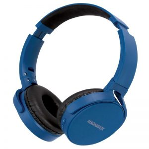 Magnavox Foldable Stereo Headphone With Bluetooth And Wireless Technology Blend Wireless MBH-542 - CompuBoutique - Miami Florida