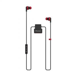 Pioneer Active In-Ear Wireless Headphones With Integrate Clip And Bluetooth SE-CL5BT-L - CompuBoutique - Miami Florida