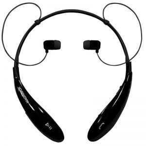 Magnavox Stereo Headset With Bluetooth Wireless Technology in Black  MBH517 - CompuBoutique - Miami Florida